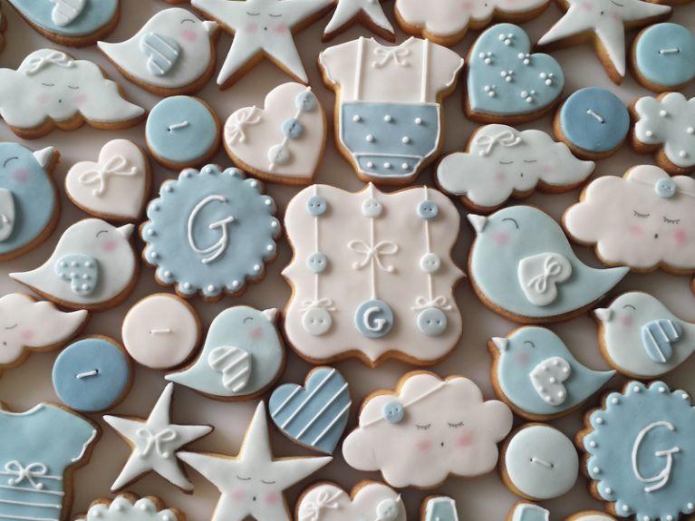 Biscotti fantasia bambino