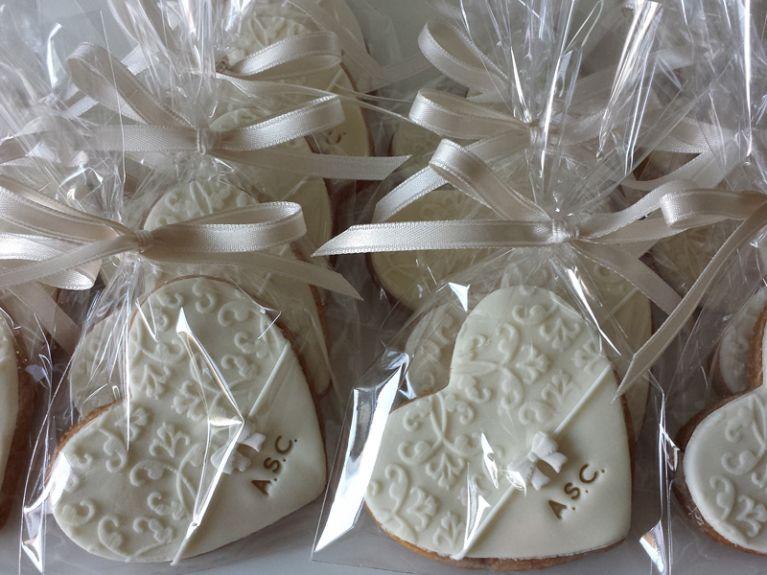 Biscotti per cerimonia