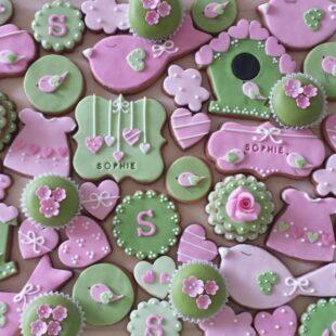 Biscotti e pasticcini personalizzati