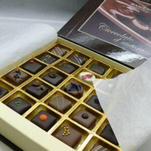Praline al cioccolato