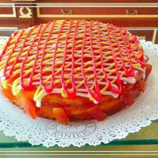 Torta d'arancia